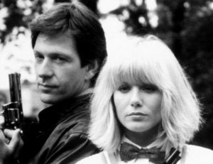 A publicity shot showing Dempsey and Makepeace