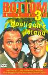 Bottom Live 3 - Hooligan's Island DVD front cover