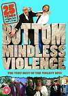 Bottom mindless violence DVD front cover