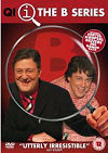 Front cover of the DVD for QI series B